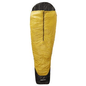 Nordisk Oscar +10° - Sac de couchage - XL jaune/noir
